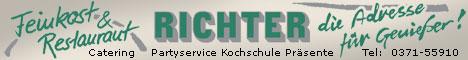 Feinkost & Restaurant Richter 09126 Chemnitz